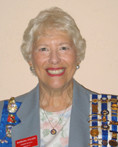Picture of Parliamentarian Barbara Volker
